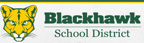 Blackhawk School District Header Logo